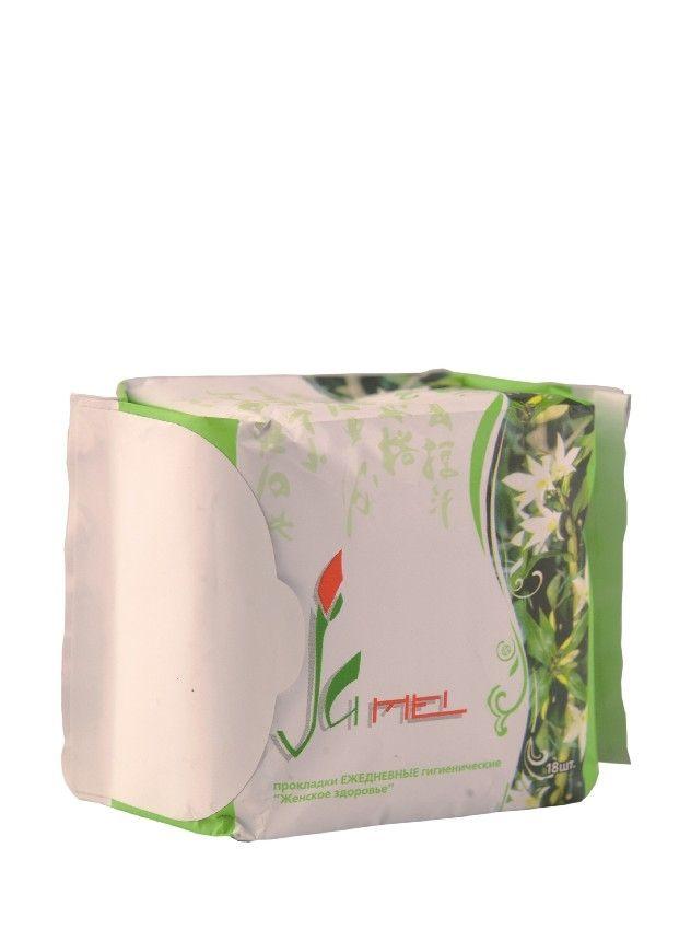 JM Ежедневные гигиенические прокладки «Женское здоровье» (18шт) МейТан